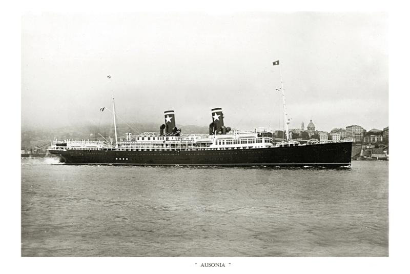 'Ausonia' - Sitmar - 1928 8_auso10
