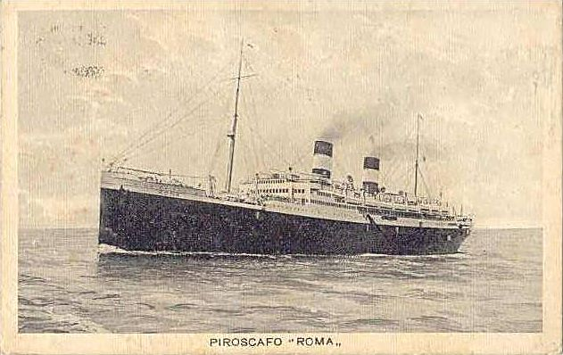 'Roma' - N.G.I. - 1926 8_nave11