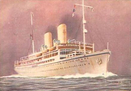 'Helouan' - Österreichischer Lloyd - 1912 8_nave22