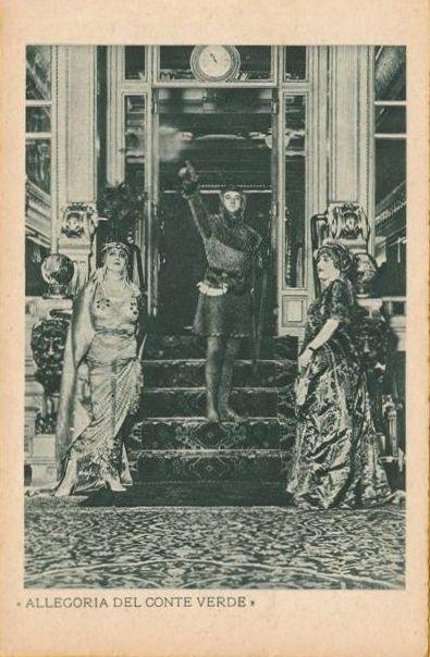 'Conte Verde' - Lloyd Sabaudo - 1923 8_nave28