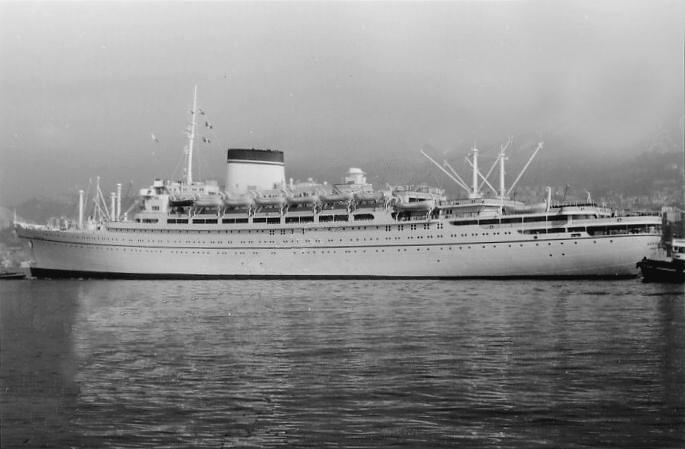 'Giulio Cesare' - Italia - 1951 8_nave32
