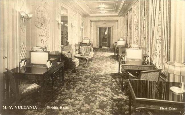 'Vulcania' - Cosulich - 1928 8_nave36