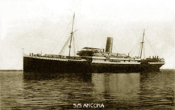 'Ancona' - Italia Nav. a Vap. - 1908 8_nave47