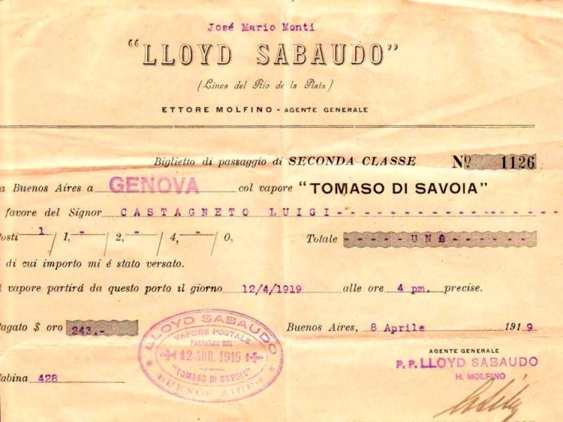 'Tomaso di Savoia' - Lloyd Sabaudo - 1907 8_toma10