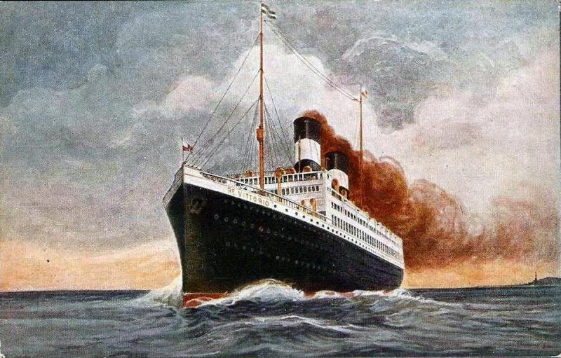 'Re Vittorio' - N.G.I. - 1907 8senza10