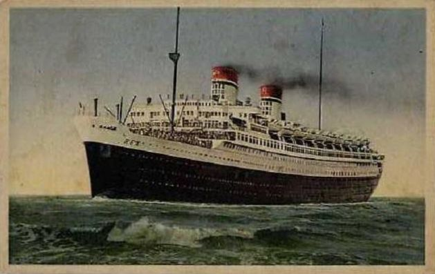 'Rex' - Italia - 1932 9-nave12
