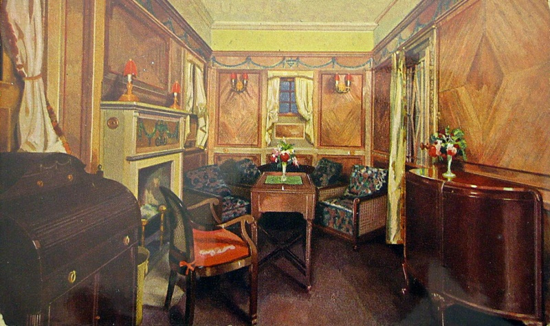 'Conte Biancamano' - Lloyd Sabaudo - 1925 9_nave27