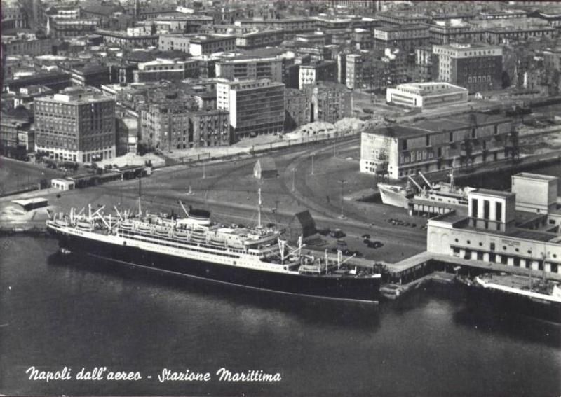 'Vulcania' - Cosulich - 1928 9_nave35