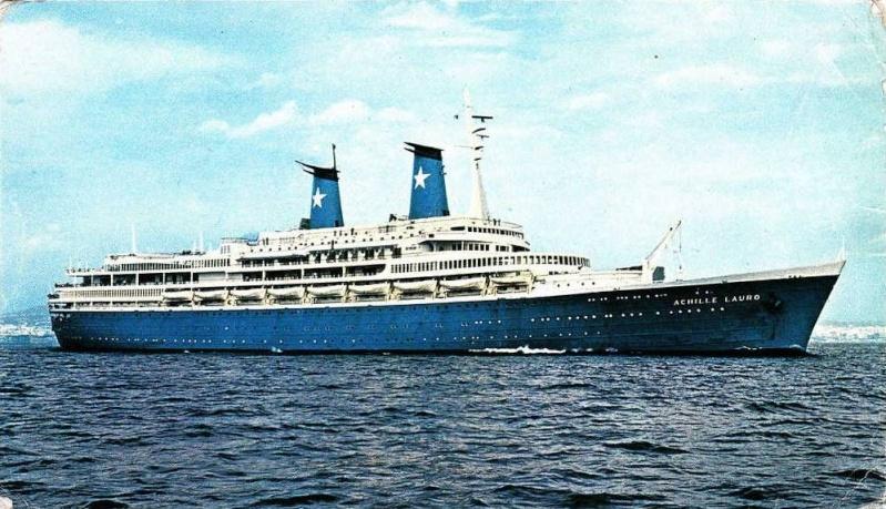 'Achille Lauro' - anche Flotta e Star Lauro - 1947 9_nave42