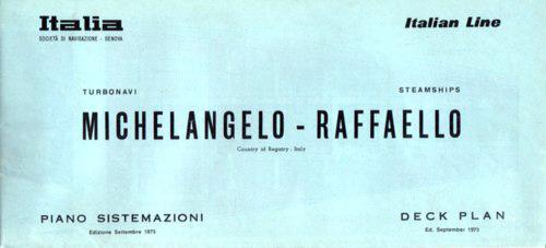 'Michelangelo' - Italia - 1965 9_nave44