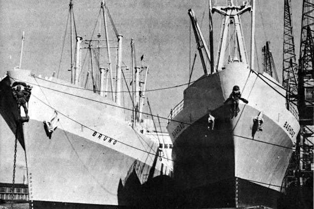 'Bruno' - F. Holsen - 1948 9_nave49