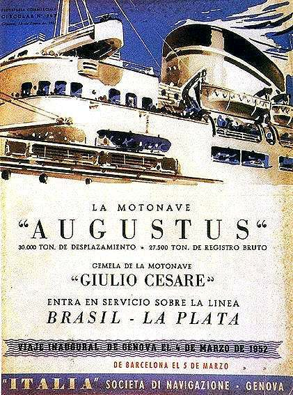 'Augustus' - Italia - 1951 9a_aug10