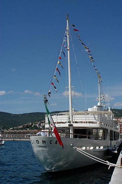 'Dionea' - Nav. Alto Adriatico - 1962 _dione11
