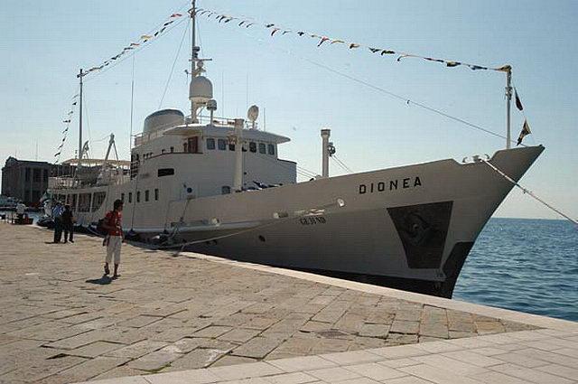 'Dionea' - Nav. Alto Adriatico - 1962 _dione12