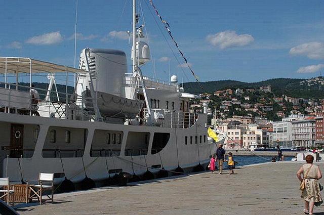 'Dionea' - Nav. Alto Adriatico - 1962 _dione13