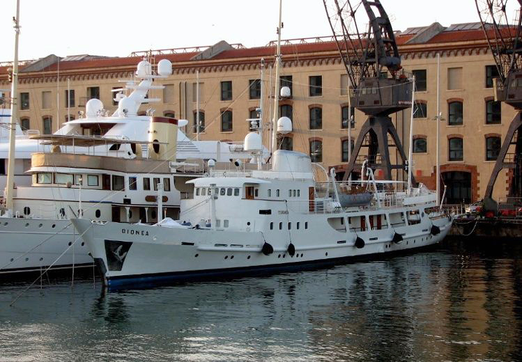 'Dionea' - Nav. Alto Adriatico - 1962 _nave_10