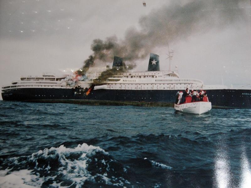'Achille Lauro' - anche Flotta e Star Lauro - 1947 Achill14