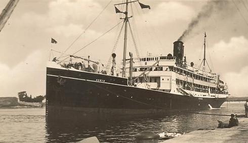 'Adria' - Adria S.A. - 1914 Nave_a65