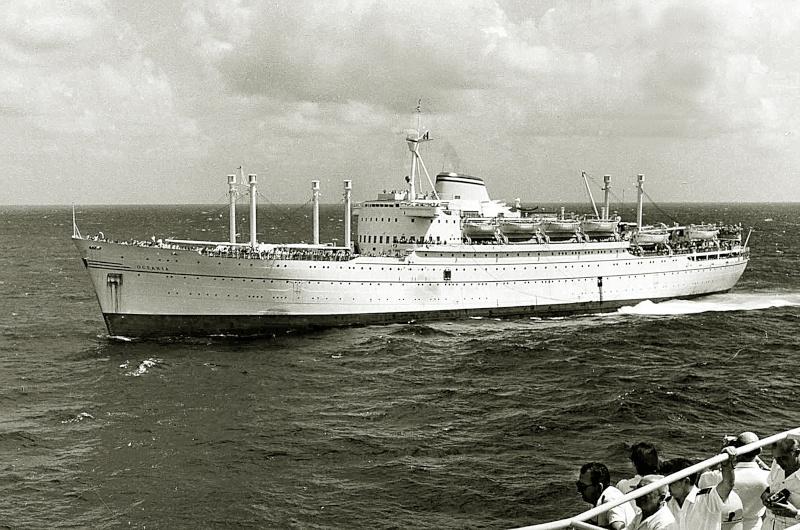 'Oceania' - Lloyd Triestino - 1951 Xxxoce10