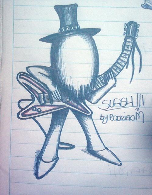 Meus Desenhos !!! à mão livre Slash_10