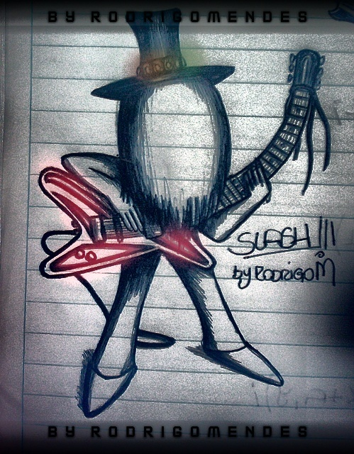 Meus Desenhos !!! à mão livre Slash_11