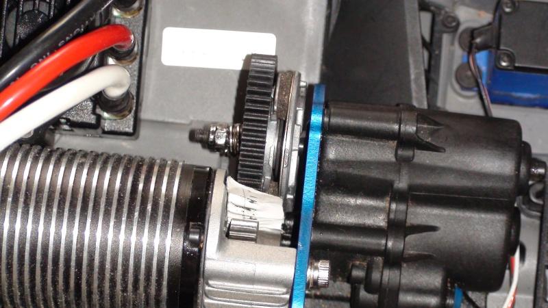 Comment installé le diff central sur un E-Revo/ERBE 1/8 ??? 01510
