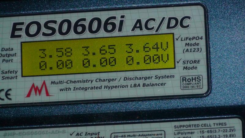 ERBE config bash solide 6S 2200KV mamba de truggy.P - Page 4 02710