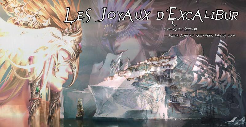 Les joyaux d'Excalibur