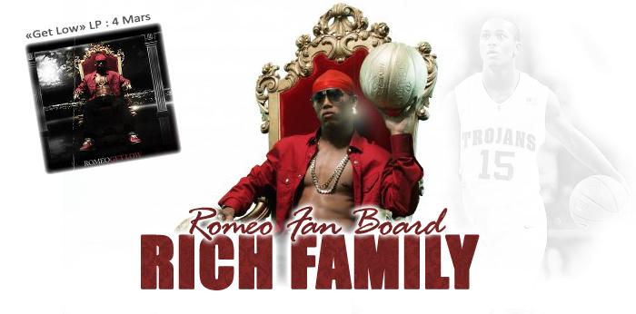 RICH FAMILY AS ROMEO WORLD