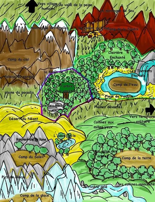Carte des territoires Carte10