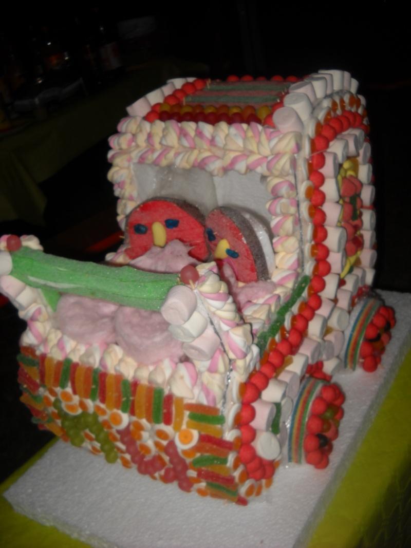 Poussette en bonbons 2010_010