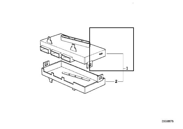 [e36 320i] Bloc ventilation/ clim auto s'éteint par moments... 12_e3610