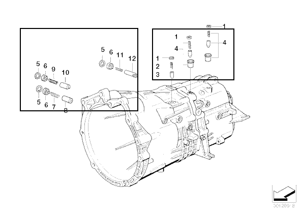 [ BMW E46 330d an 2002 11ch phase 2 ] problème boite vitesse manuelle (résolu) 182_bo10