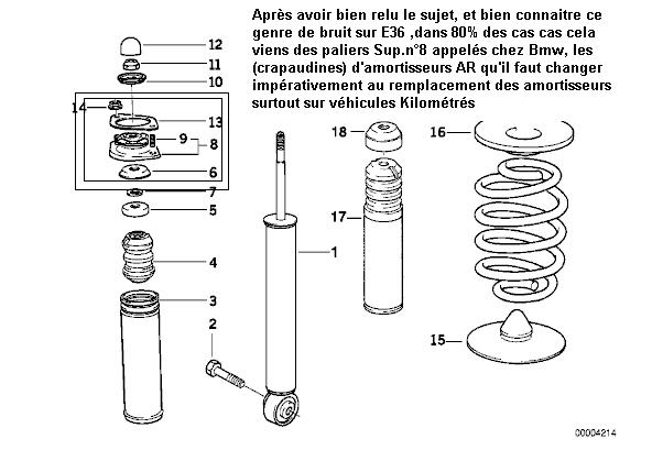 [ BMW E36 325td an 1992 ] Claquement Roue Arrière 1_e36_10