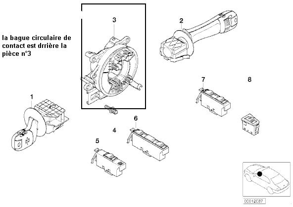 [ BMW E46 320D an 1999 ] Plus de klaxon ni de commandes au volant (résolu) 20_e_410