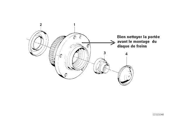 [ BMW E46 M3 SMG2 an 2001 ] Vibration dans le volant au freinage (résolu) 31_e4610