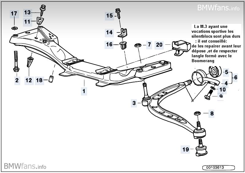 [ BMW E36 M3 3.0 an 1995 ] Remplacement silent-blocs triangles avant (résolu) Mtaznj10