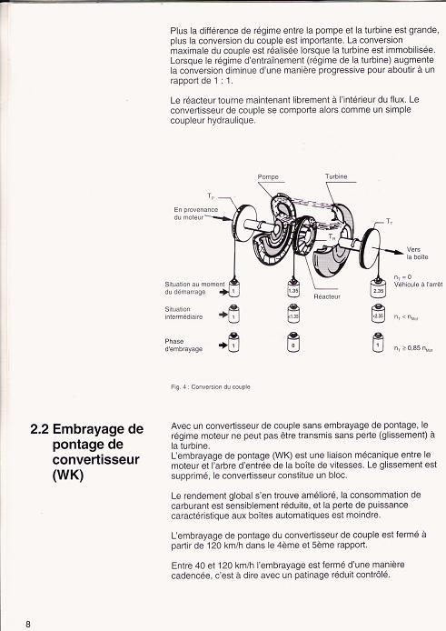[ fiche technique BMW ] Boite de vitesses automatique 5 rapports A5S 440Z Numari25