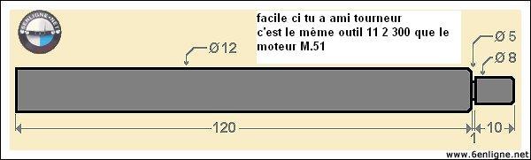 [ BMW E34 524 td an 1989 ] Claquement en deceleration (résolu) - Page 2 Outils12