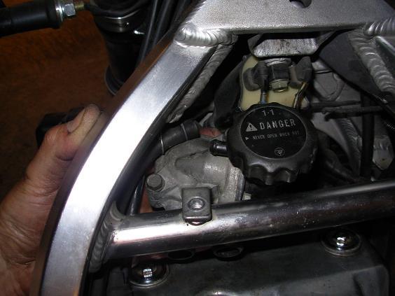 NTV - Dépose du moteur Calors12