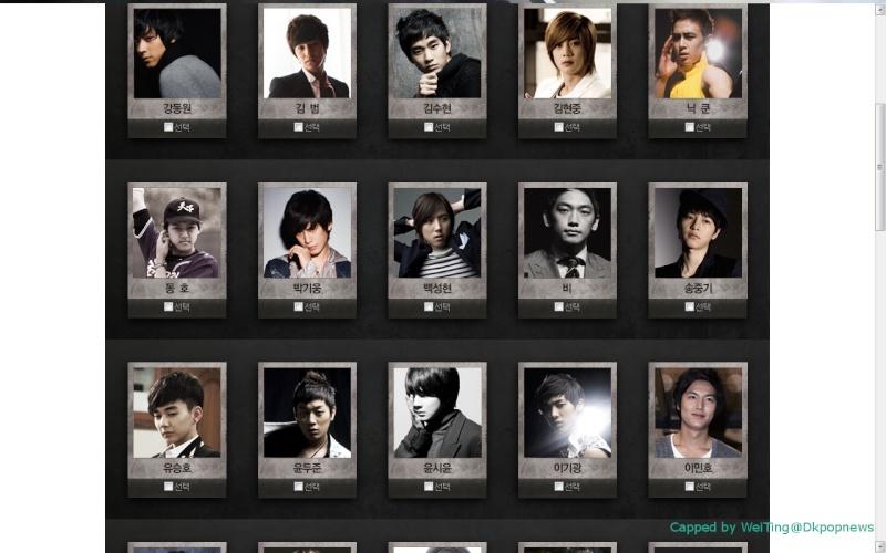 [PLURI][Recompense] Les 30 candidats pour 10Asia's 2010 10 boys ont été séléctionnés ! Cap_1_10