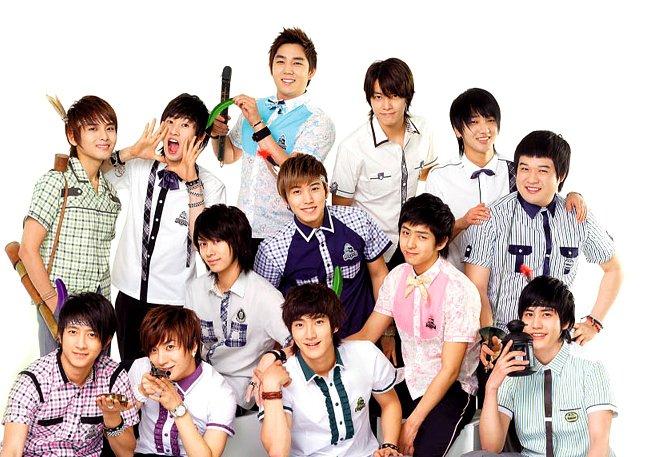 [K-POP] Super Junior - 슈퍼주니어 Super_10