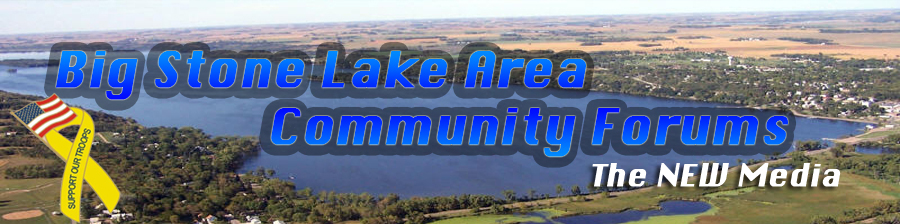 Big Stone Lake Area Community Forums
