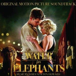 Cover et tracklist de la BO de Water for Elephants 51jevy10
