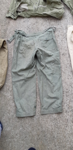 Quel modèle de pantalon ? Quel sac ? 20190613
