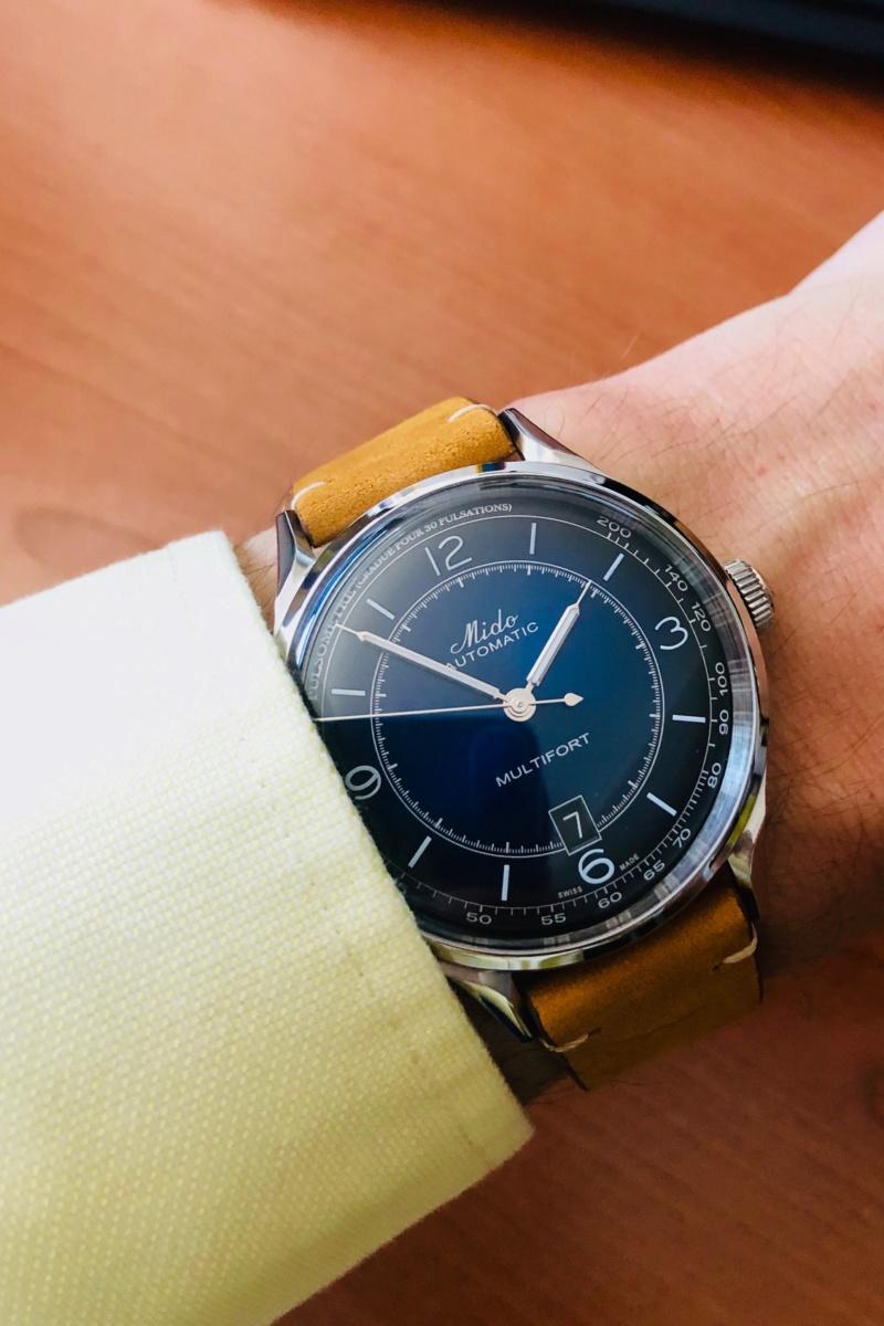 Mido - [Nouvelle montre] MIDO multifort Patrimony Img_6310