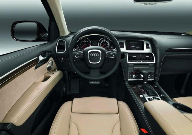 2010 Audi Q7 Facelift Revealed 19112810