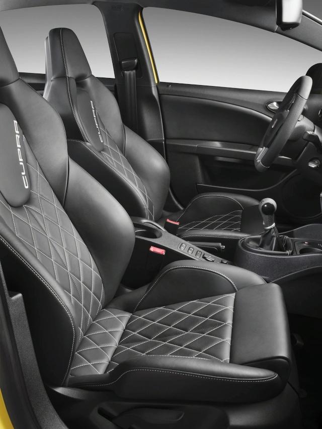 Seat Reveal New Ibiza FR & León CUPRA Facelift 19221710