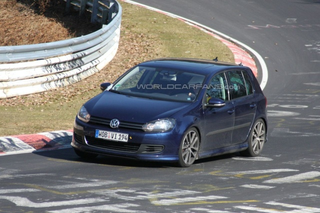 VW Golf R20T to receive 2.0L biturbo with 300hp 38969710