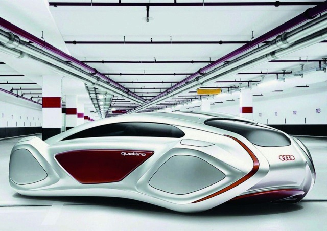 Audi Student Design Project: *Intelligent Emotion* - Future 42188810
